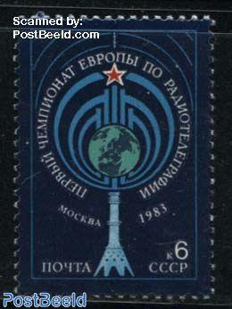 Radio amateurs 1v
