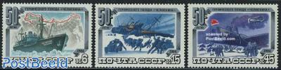 Tscheljuskin expedition 3v