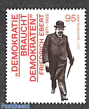 Friedrich Ebert 1v