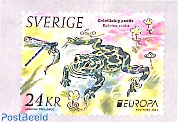 Europa, frog 1v s-a