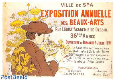 Exposition Annuelle des Beaux-arts