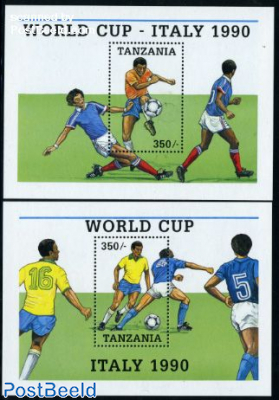 World Cup Football 2 s/s