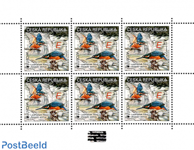 Europa, kingfishers m/s