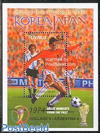 World Cup Football s/s /J. Cruijff