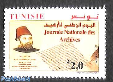 National Archive day 1v