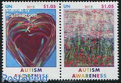 Autism awareness 2v [:]