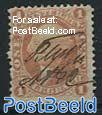 1c, Revenue Stamp, Telegraph
