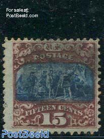 15c, Type I, used