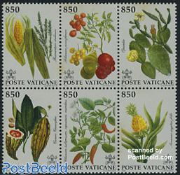 American flora 6v [++]