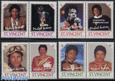 Michael Jackson 4x2v [:]