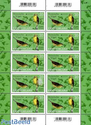 Europa, domestic birds m/s