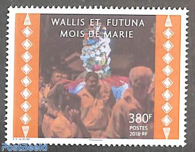Month of Maria 1v