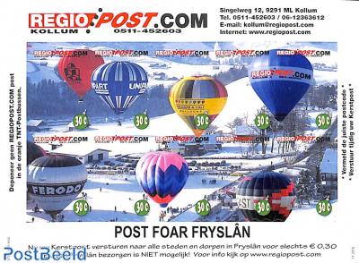 Regio Post Kollum s/s