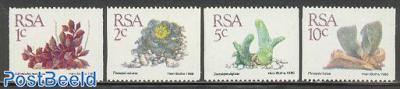 Succulentes coil stamps 4v