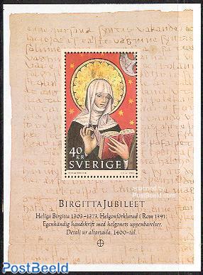 St Bridget s/s