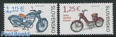 Motor Cycles 2v