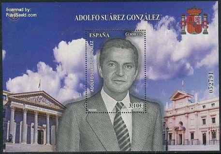 Adolfo Suarez Gonzalez s/s