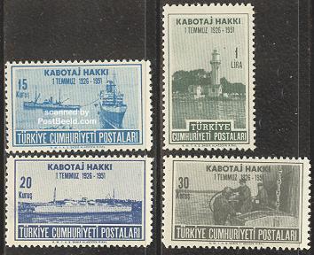 Coastal shipping 4v