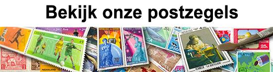 Bekijk onze postzegels