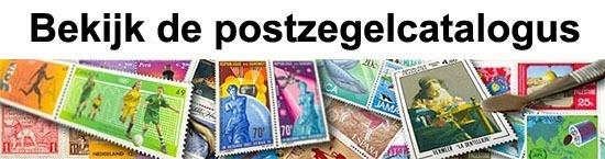 Bekijk onze gratis postzegelcatalogus